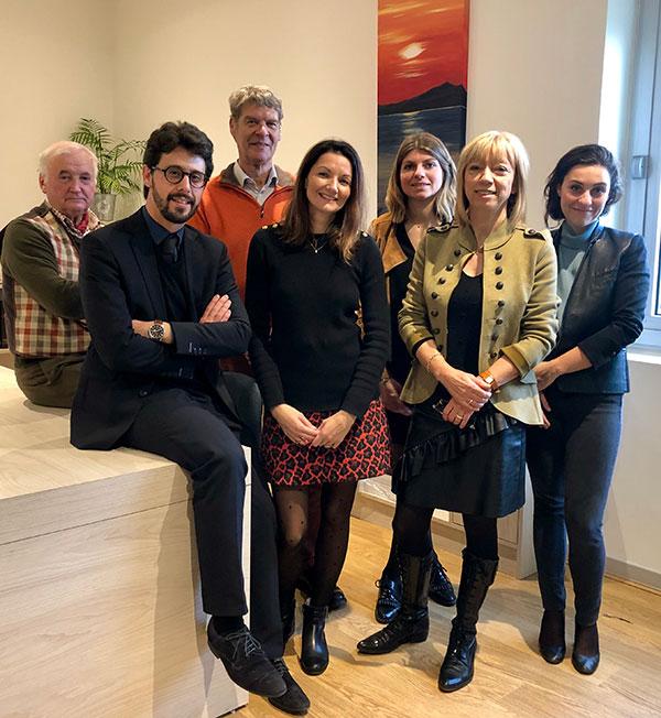 équipe du cabinet